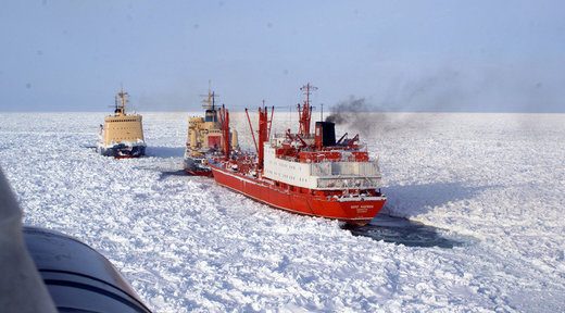 China seeks joint Arctic expedition with Russia and greater exploration of Antarctica