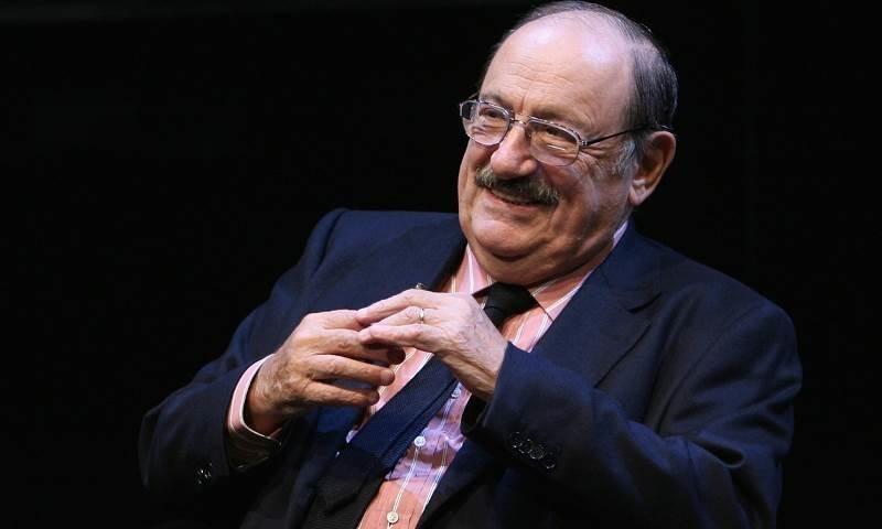 Umberto Eco  Celebrated Italian Novelist And Intellectual