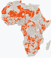 african borders