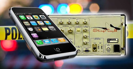 stingray cellphone