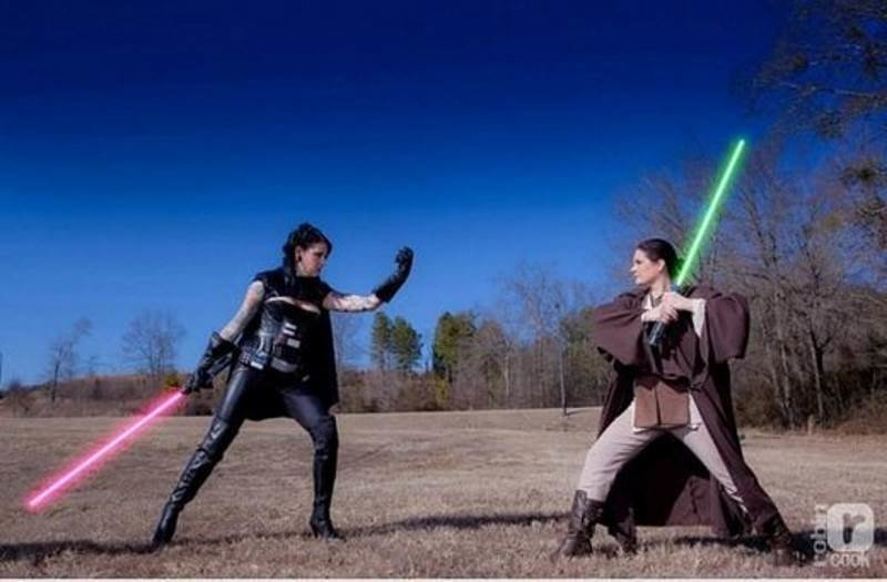 Sorry Nerds Lightsabers Are Fundamentally Flawed And Can