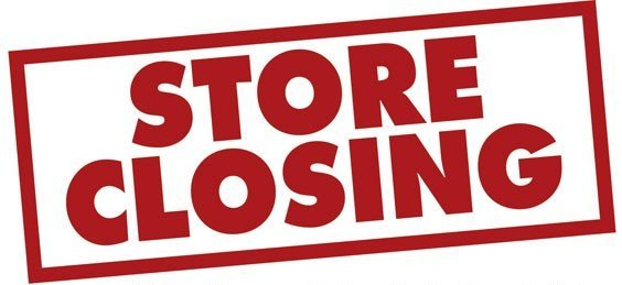 Image result for store closing