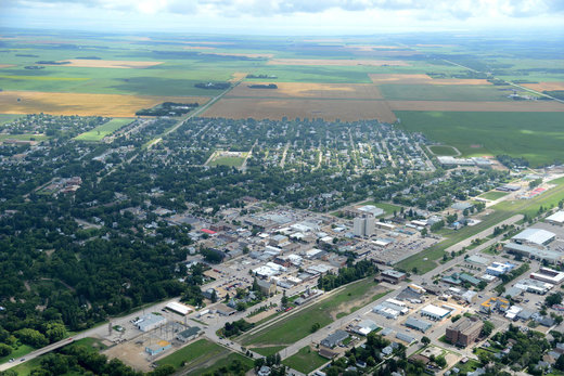 Dauphin Manitoba income experiment