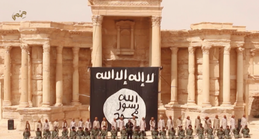 Insane: U.S. State Dept. rep Mark Toner can't bring himself to say liberating Palmyra from Daesh is a good thing
