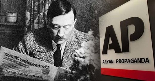 associated press links nazis