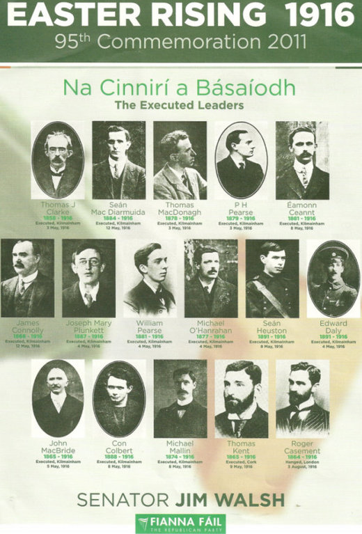 the easter rising The planning of the easter rising of 1916 - actually involved a series of conspiracies, and ended in a false start.