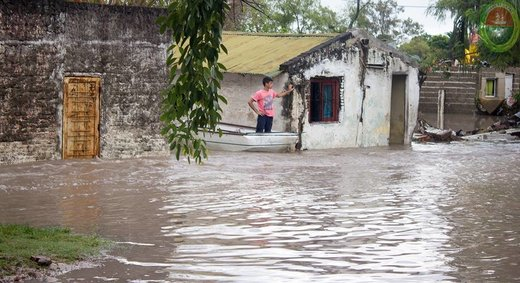 Flooding displaces thousands after 4 days of heavy rainfall in Argentina and Uruguay