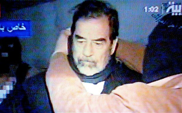 The lynching of Saddam Hussein: 'Victor's justice ... Saddam Hussein Execution
