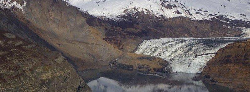 Massive 2015 Alaskan Landslide Triggering Mega Tsunami