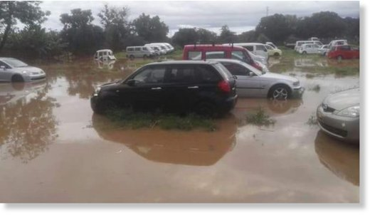 Floods in Malawi