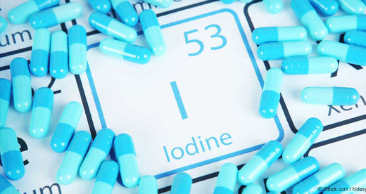 What is the miracle mineral for brain, body and spirit? Iodine