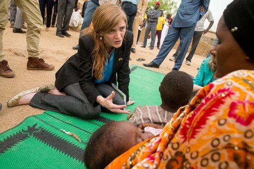 Samantha Power's good intentions - and the hell on earth she creates as a result