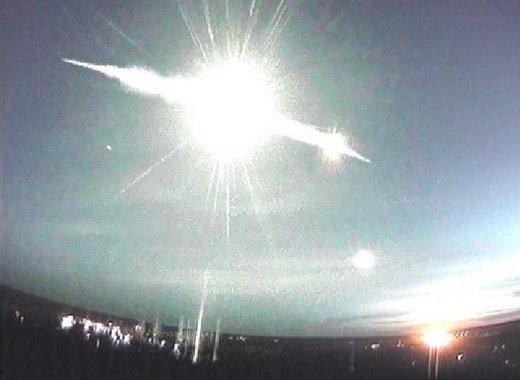 Sudden Increase in Fireballs Worldwide