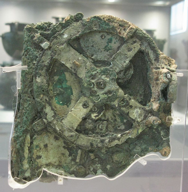 antikythera mechanism As if the freakishly advanced antikythera mechanism wasn't astounding enough, a new analysis suggests the astronomical device is older than archaeologists assumed.