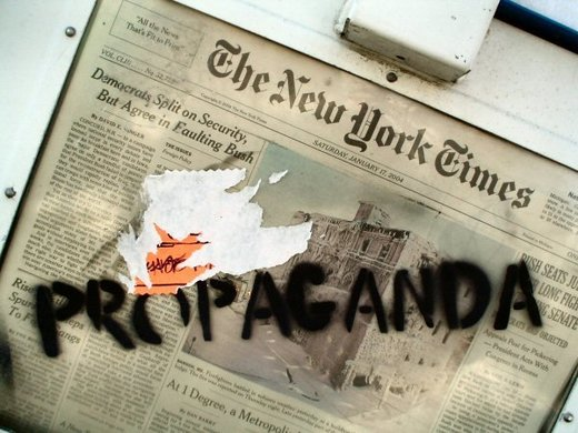 new york times propaganda