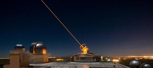 US laser weapons