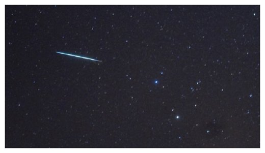 Meteor over St Louis