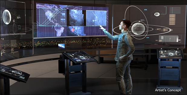 Real Life Death Star Darpa Plans Outer Space Military