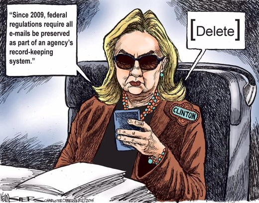 hillaryclinton email server