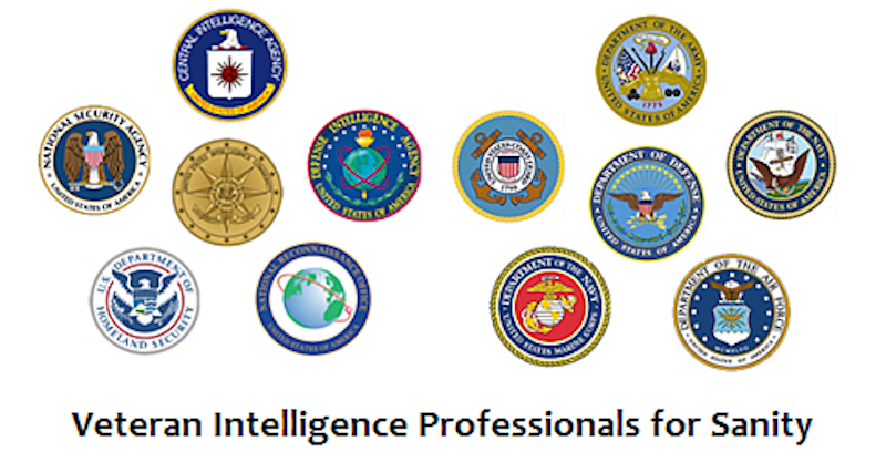 Image result for PHOTOS OF MEMBERS OF Veteran Intelligence Professionals for Sanity