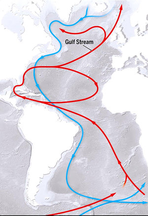 Report Crippled Atlantic Currents Signaled Ice Age