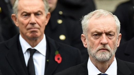 Coup against Corbyn: Tony Blair's elites try to snatch Labour Party back from the working class