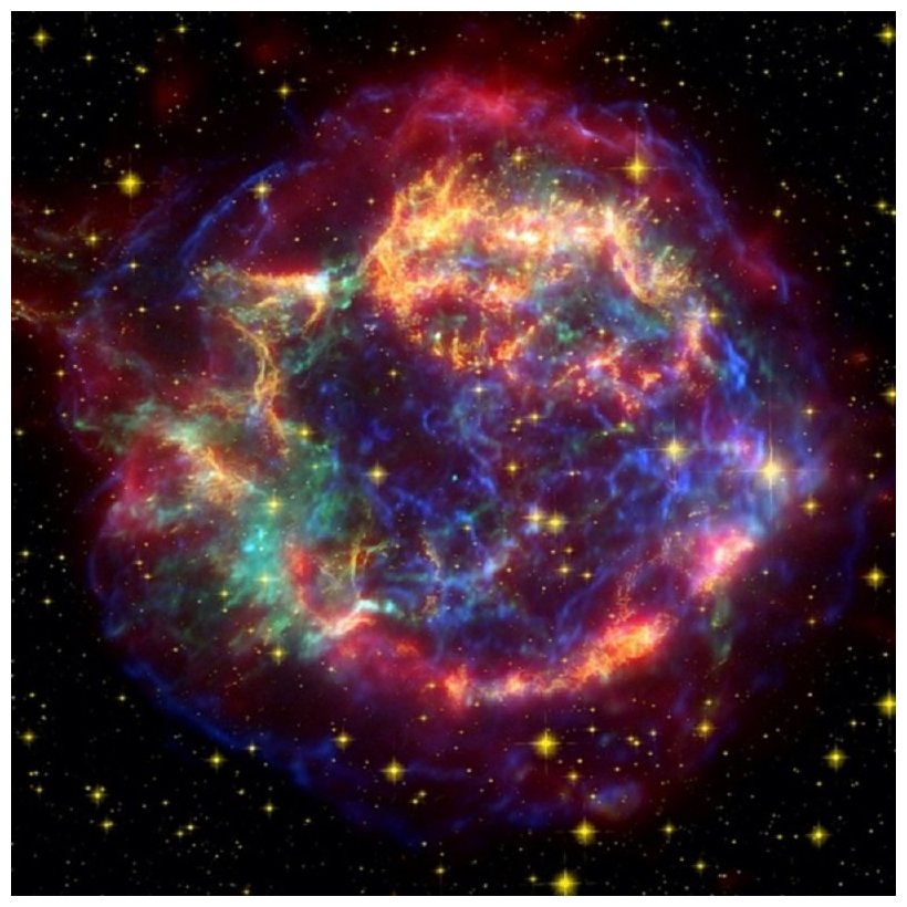 Supernova could cause mass extinction on Earth -- Science ...