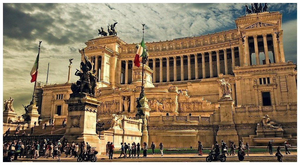 how to say verility in rome