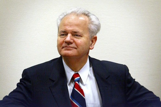 The Hague has cleared Slobodan Milosevic over Bosnia, what about accusations made about Vladimir Putin over Ukraine?