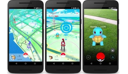 Pokemon Go and the revolving door between big government and big tech