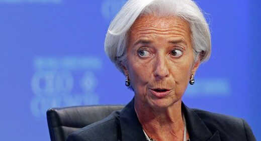 Christine Lagarde,IWF