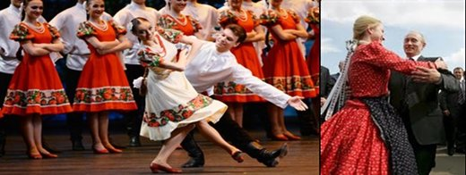 traditional russian dance