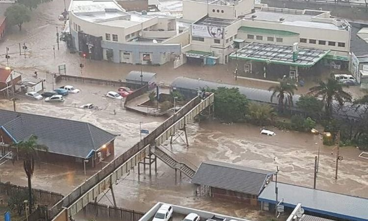 Extreme Weather In South Africa Snow Flooding And