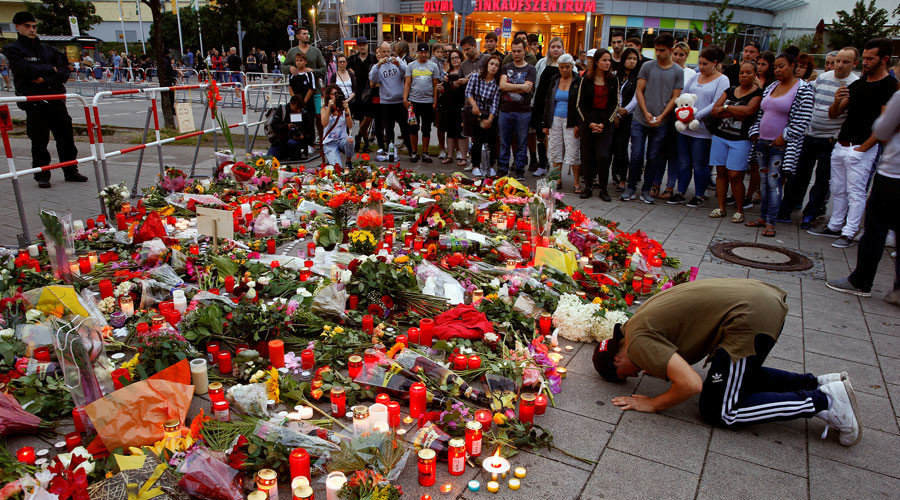 Ided conquered allahu akbar calls prompt tension at munich