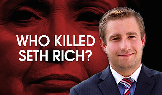 "Russian Embassy has implicated Hillary in Tweet: ""Who Killed Seth Rich?"""