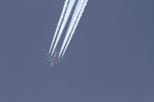 Atmospheric scientists drop shocking bombshell: Chemtrails aren't real!