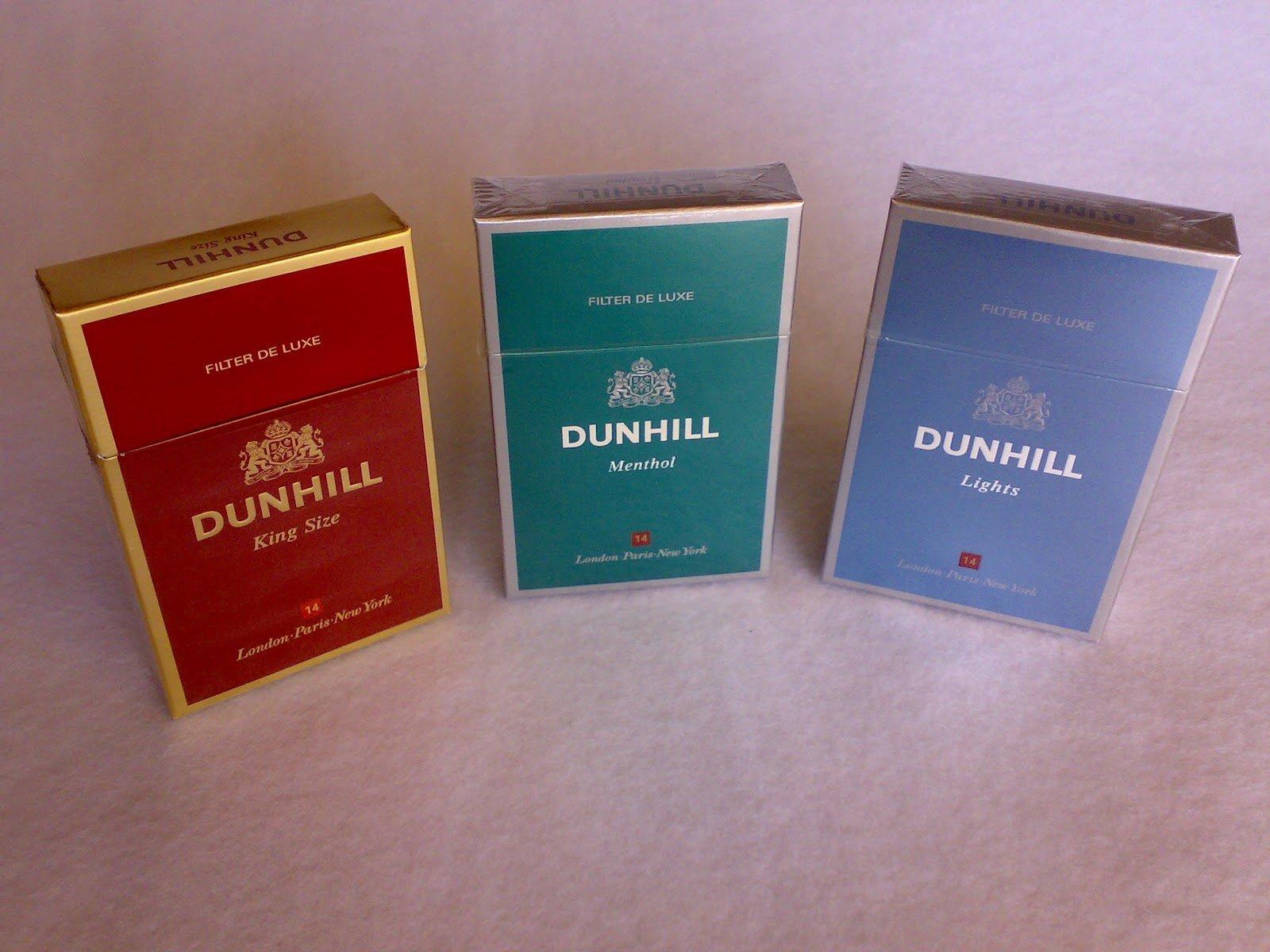 Order cigarettes Pall Mall catalog