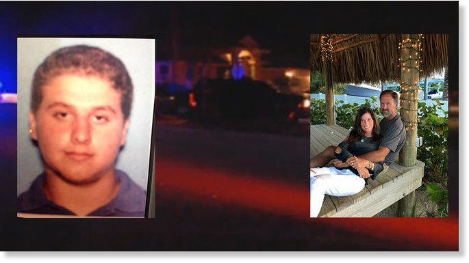 Florida teen accused of killing couple said he was