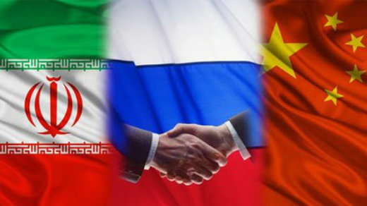 The new Russia-China-Iran coalition changes everything