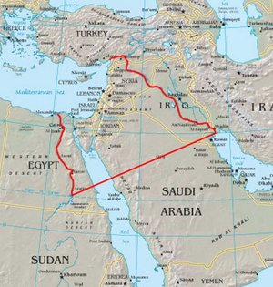 Oded Yonin Greater israel