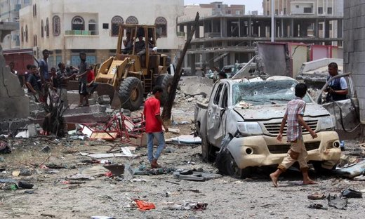 ISIS takes responsibility for Yemen bomb that kills over 60