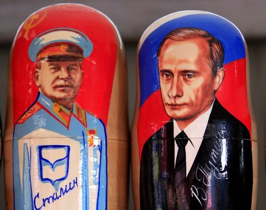 Is Putin the new Stalin?