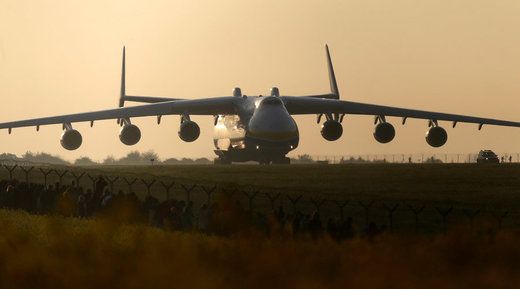 Ukraine to launch serial production of the world's largest aircraft together with China