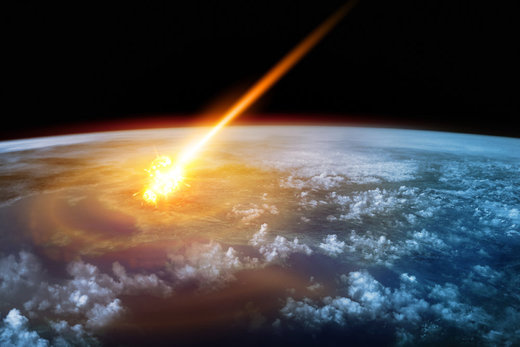 18,000 MPH Asteroid Almost Causes Mass Extinction and Nobody Saw it Coming