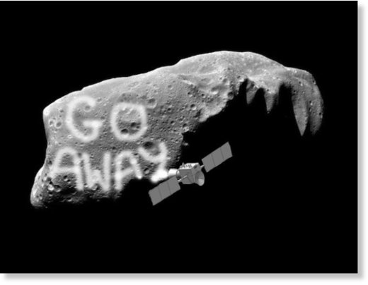 Nasa's killer asteroids plan
