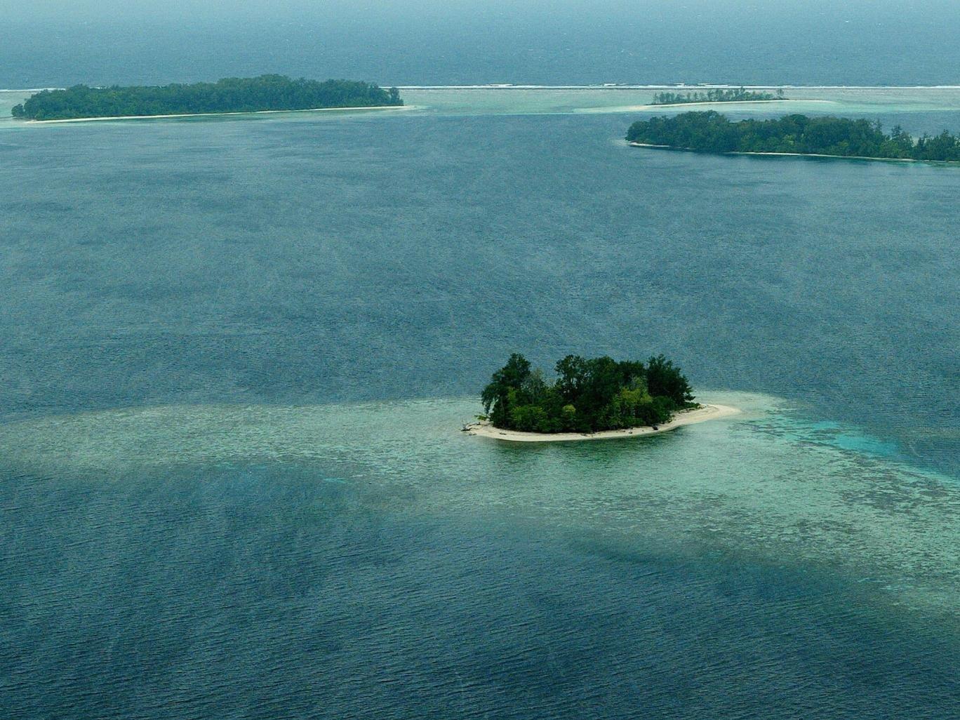 Solomon Islands Island Number