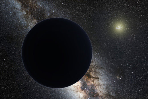 Mysterious 'Planet Nine' might have tilted our whole Solar System