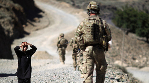War weary U.S. soldiers deeply skeptical about America's foreign interventions