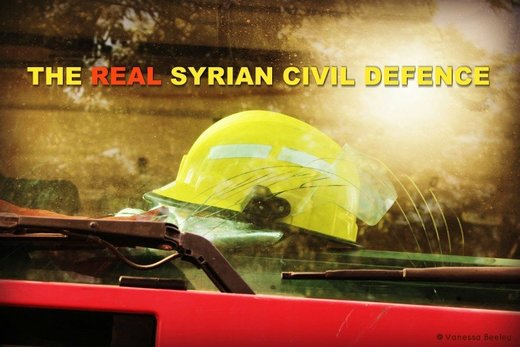 The REAL Syria Civil Defence
