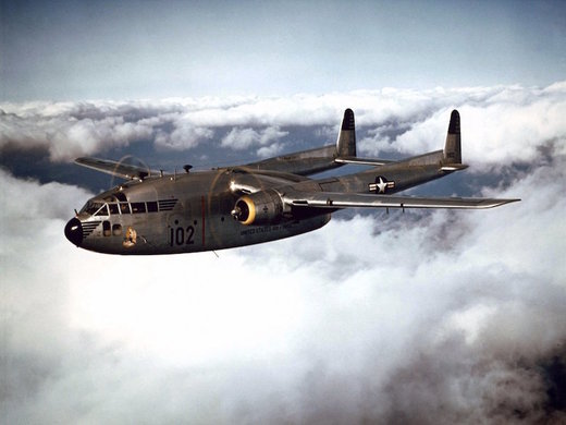 flying boxcar
